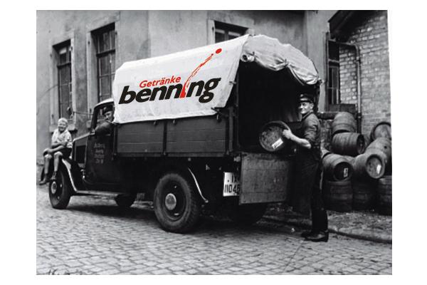 willkommen bei benning Getränke - benning Getränke in Ibbenbüren